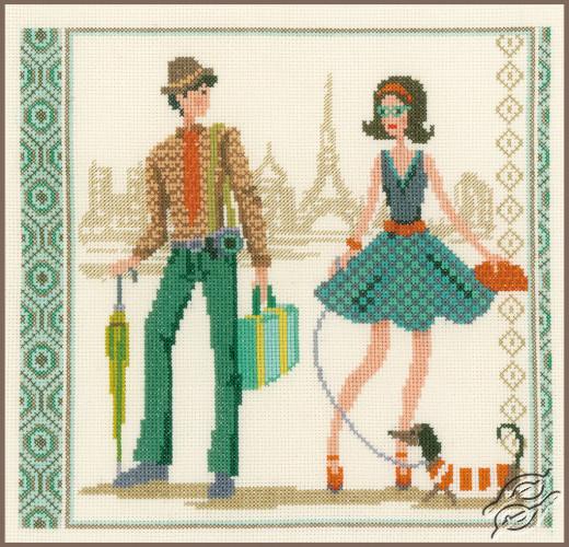 Vintage in Paris by Vervaco - PN-0149958