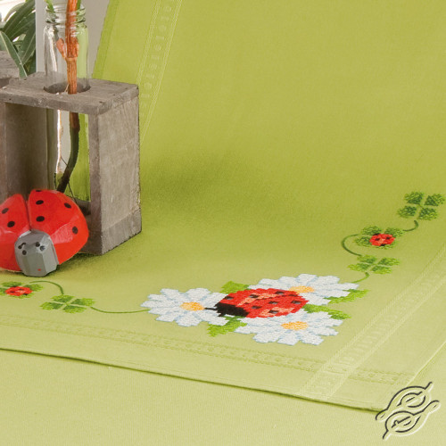 Ladybugs by Vervaco - PN-0013125