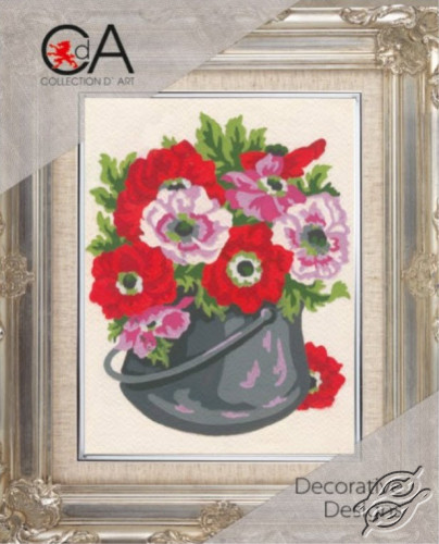 Summer Bouquet by Collection D'Art - 3144K