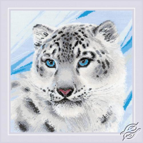 Snow Leopard by RIOLIS - 1886