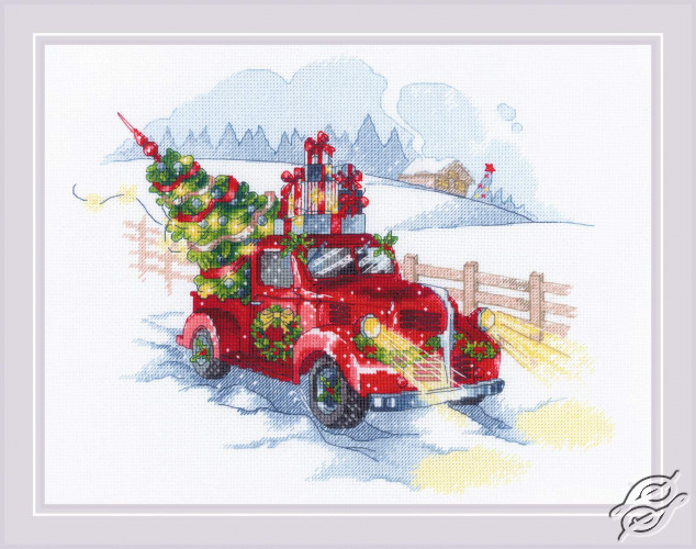 To the Holidays by RIOLIS - 1906