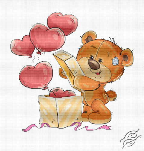 Teddy-bear by Luca-S - B1177