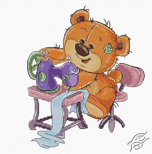 Teddy-bear by Luca-S - B1179