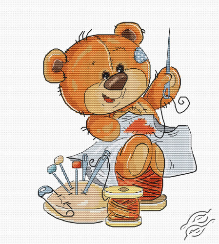 Teddy-bear by Luca-S - B1180