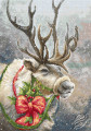 Christmas Deer by Luca-S - B598