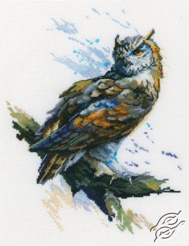 Eagle Owl by RTO - M804