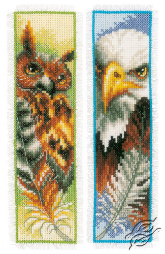 Eagle & Owl by Vervaco - PN-0146205