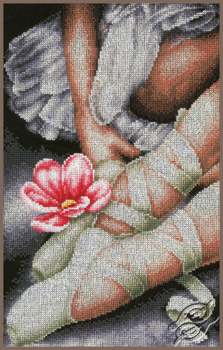 My Little Ballerina Shoes by Lanarte - PN-0157513