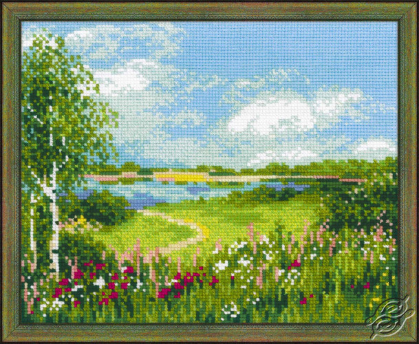 Path to the Lake by RIOLIS - 1604