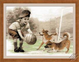 Football Team by RIOLIS - 1746