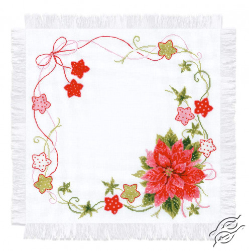 Christmas Table Topper by RIOLIS - 1752