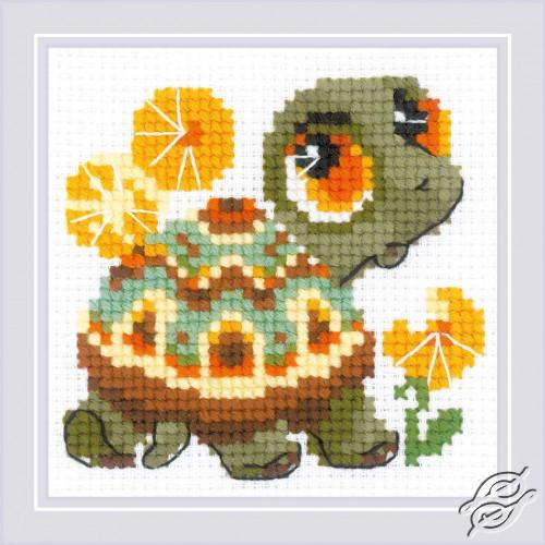 Little Turtle by RIOLIS - 1795