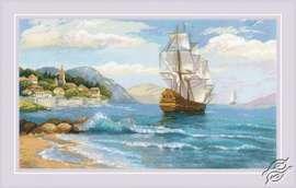 Distant Shores by RIOLIS - 1900