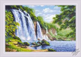 Noise of Waterfall by RIOLIS - 1908