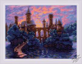 Mysterious Castle by RIOLIS - 1909