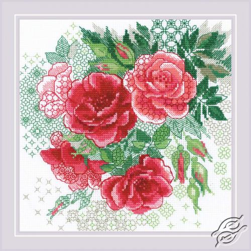 Red Rose Hip by RIOLIS - 1916