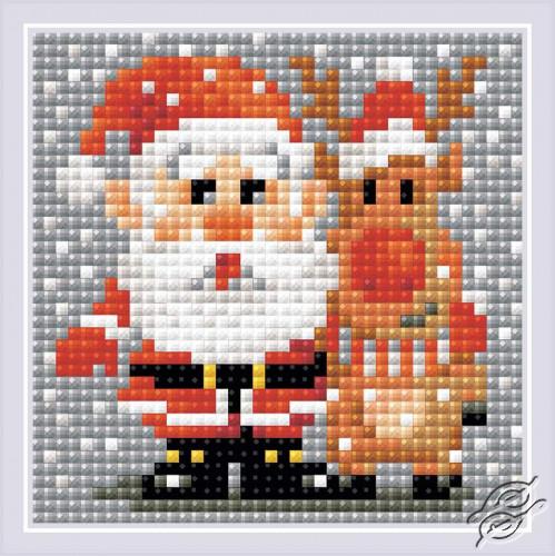 Santa Claus by RIOLIS - AM0018