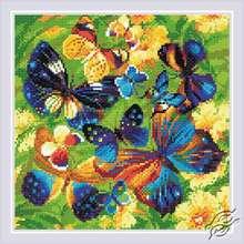 Bright Butterflies by RIOLIS - AM0038
