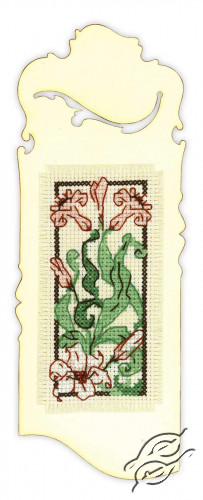 Bookmark Graceful Lily by RIOLIS - 1613AC