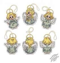 Decoration Little Angels by RIOLIS - 1778AC