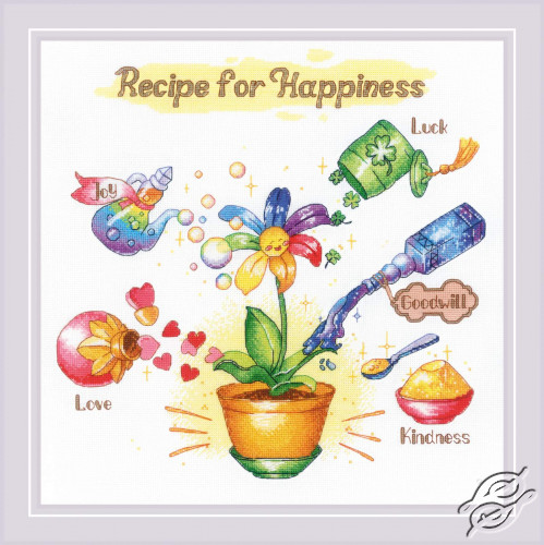 Recipe for Happiness by RIOLIS - 1920