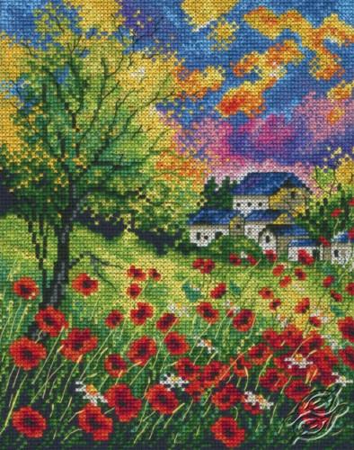 Run Away Poppies by RTO - M624