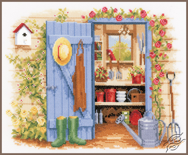 My Garden Shed by Vervaco - PN-0146451