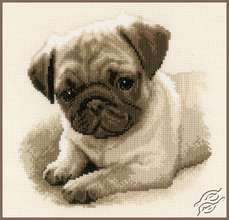 Pug Dog by Vervaco - PN-0169650