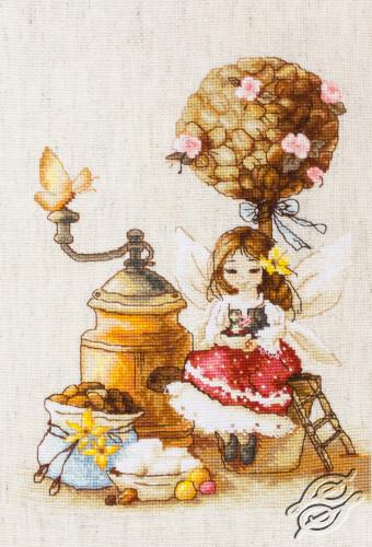 Coffee Fairy by Luca-S - B1132