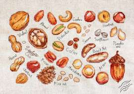 Nuts & Seeds by Luca-S - B1165