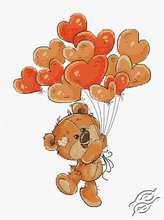 Teddy-bear by Luca-S - B1176