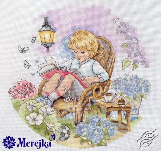 Fairy Garden by Merejka - K-18