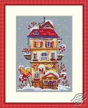 Winter House by Merejka - K-51
