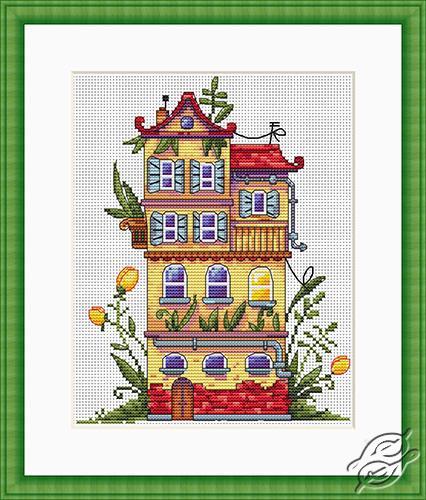 Spring House by Merejka - K-52