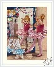 The Ballerinas by Merejka - K-74
