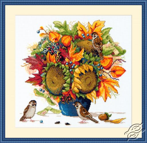 Sunflowers by Merejka - K-80