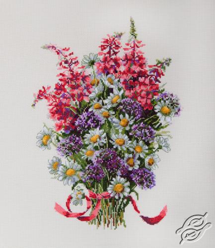 The Field Bouquet by Merejka - K-95