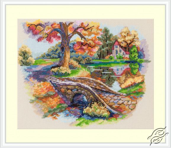 Autumn Landscape by Merejka - K-103