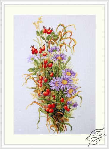 Wildrose Berries by Merejka - K-126