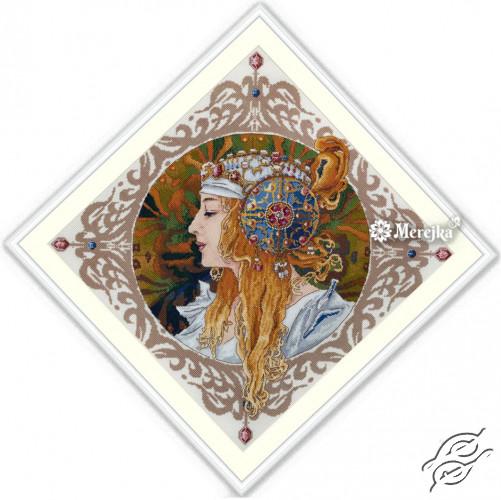 Blond by Mucha by Merejka - K-141