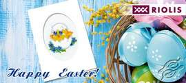 Easter Card by RIOLIS - 549