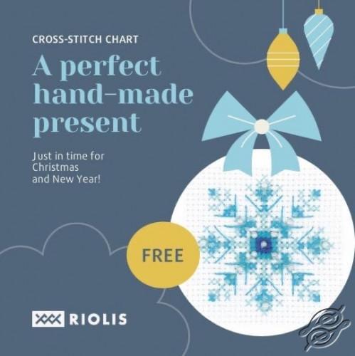 Snowflake by RIOLIS - 005