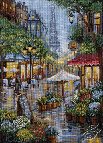 Rainy Paris by Merejka - K-162