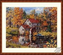 Watermill by Merejka - K-171