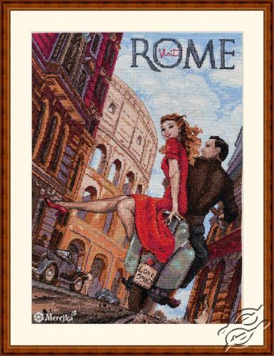 Visit Rome by Merejka - K-180