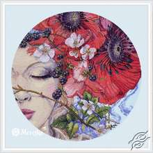 She Sleeps by Merejka - K-185