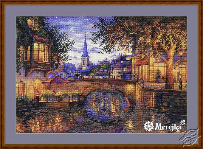 Twilight Reflection by Merejka - K-186