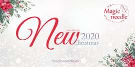 MAGIC NEEDLE Catalog 2020 Christmas by Magic Needle - GSMCAT20CHR