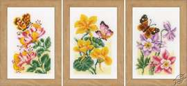 Butterflies by Vervaco - PN-0156498