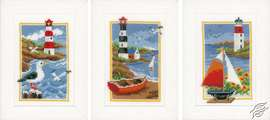 Lighthouse by Vervaco - PN-0158159